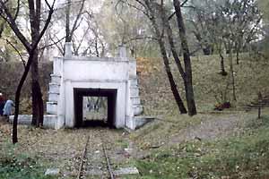 тоннель им.Пушкина