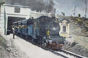 паровоз ЮП-3-01