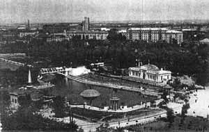 панорама ДЖД