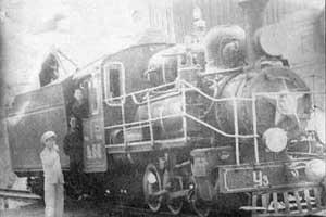 паровоз Уз15-16