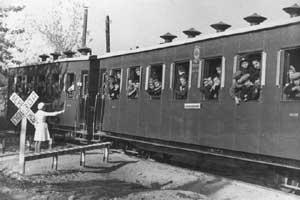 Коломенские вагоны
